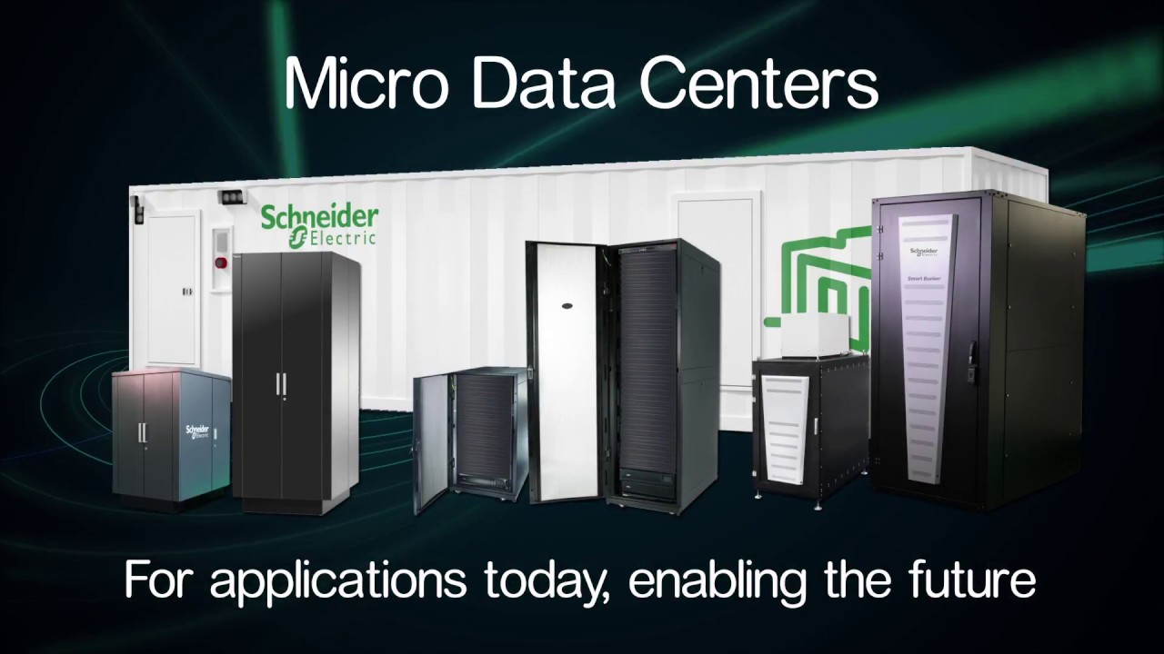 Micro Data Center - APC by Schneider